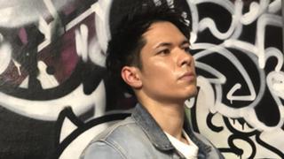 ※閲覧注意※【カマトーーーク!】 顔濃系男子 MONAモデル