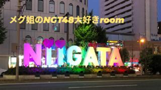 メグ姐のNGT48大好きroom