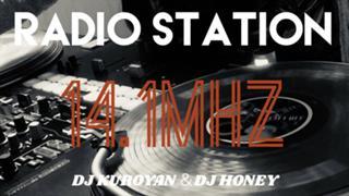 【きなこもち組】Radio Station  14.1MHz
