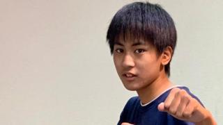 第34回ジュノンボーイコンテスト挑戦中!置山翔太