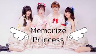 【缶バッチイベ】メモプリ-Memorize Princess