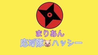 真理亜&桜羽舞全力応援部隊(ハッシー)6日からイベ