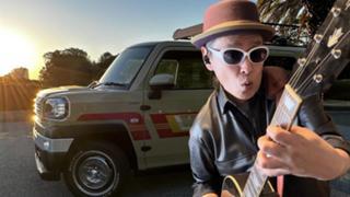 ビートルズ弾き語り犬!ジョンイチ何処!