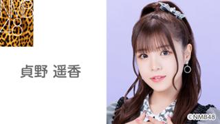 貞野 遥香(NMB48 チームN)