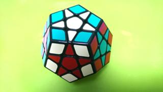 Cubist ハウス