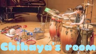 Percussion Chihaya's room