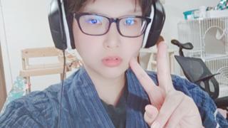 唄男のgameAndMusicActorルーム