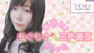 [初アバ配布中!]春花と!もぐもぐ❀三色暖互Room