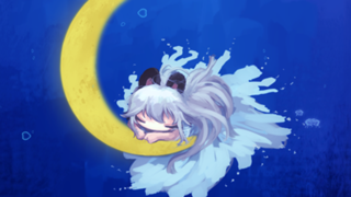 月とうたを ° ○ ☽*。