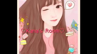 ♡【セカンドダッシュさんかちゅ】Kana's Room♡