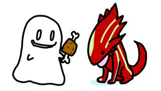 ゲーム雑談オバケ #せの観察