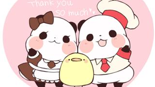 パンダとひよこは世界を救う!!