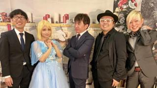 濱口優と青SHUNバンド