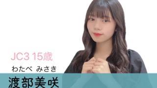 渡部美咲 【目指せフォロワー500人!!】