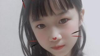 初アバ配布♪【小学5年生】ここにゃん(こゆめの娘)