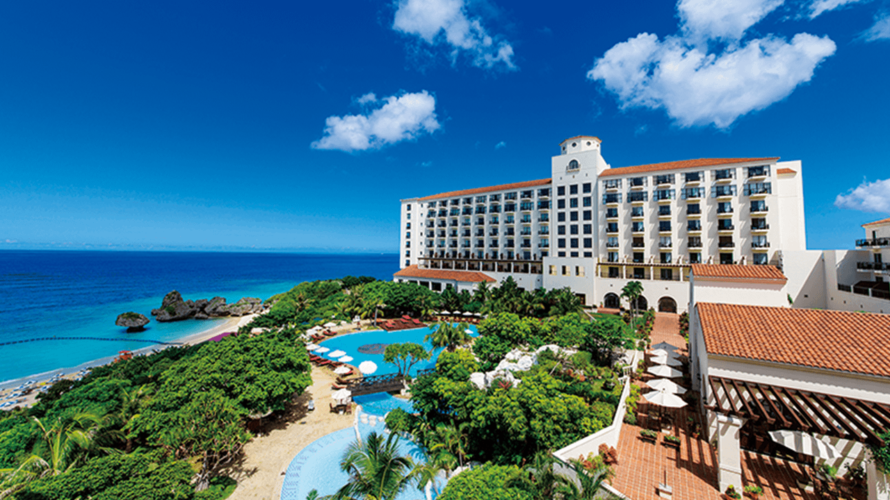 ホテル:ホテル日航アリビラ